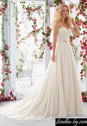 Свадебные платья 2018. Новая коллекция